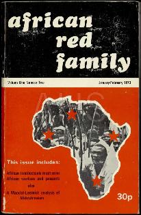 «African Red Family: Journal of All-African Revolutionary Marxist-Leninist Movement»