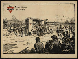The Y.M.C.A. motor kitchen in France / E. Wright