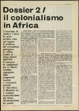 """Colonialismo in Africa"""
