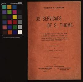 Os serviçais de S. Tomé de William A. Cadbury