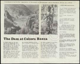 «The Dam at Cabora Bassa»