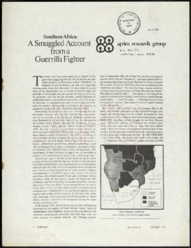 «Southern Africa: A Smuggled Account from a Guerrilla Fighter»