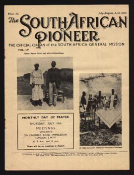 "Exemplar ""The South African Pioneer"" 1941"