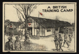 A British training camp / Edgar Wright