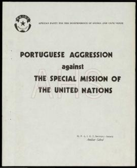 «Portuguese Aggression against the Special Mission of the United Nations»