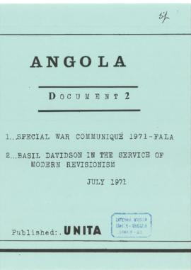 «Angola / Document 2»