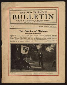 The Red Triangle Bulletin