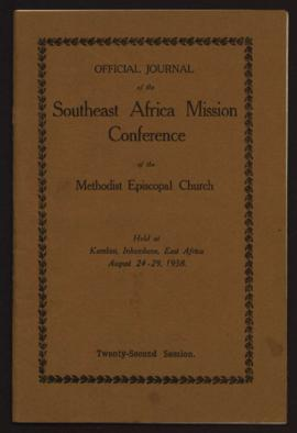 Southeast Africa Mission Conference