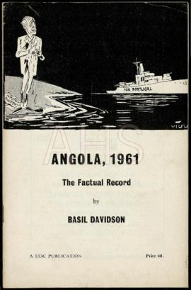 """Angola, 1961 - The Factual Record"""